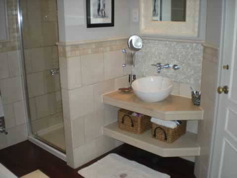 Bathroom refurbishment, Worsley, Greater Manchester. Paul Donouhue Building Services