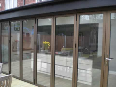 Kitchen extension, Worsley, Greater Manchester. Paul Donouhue Building Services